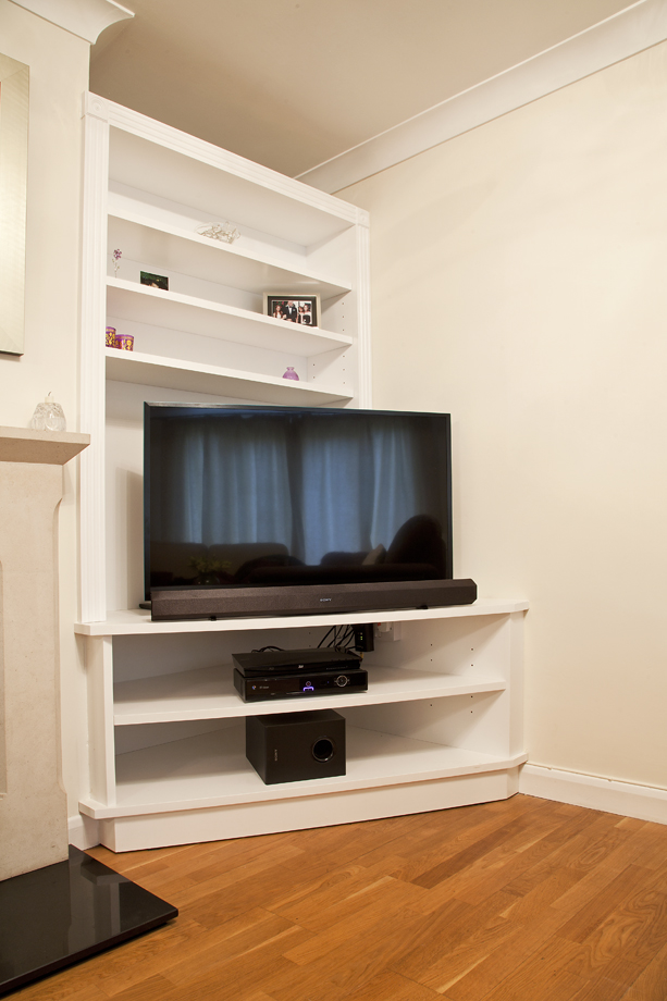 Fitted TV unit Great Chesterford [1315]