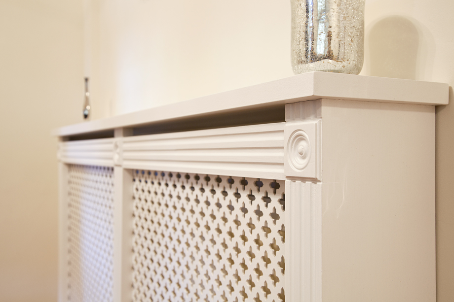 Great Chesterford bespoke radiator covers [1315]
