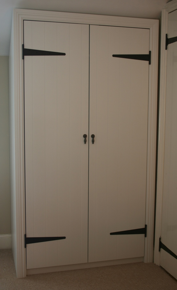 Built in wardrobe Hadstock [1407]