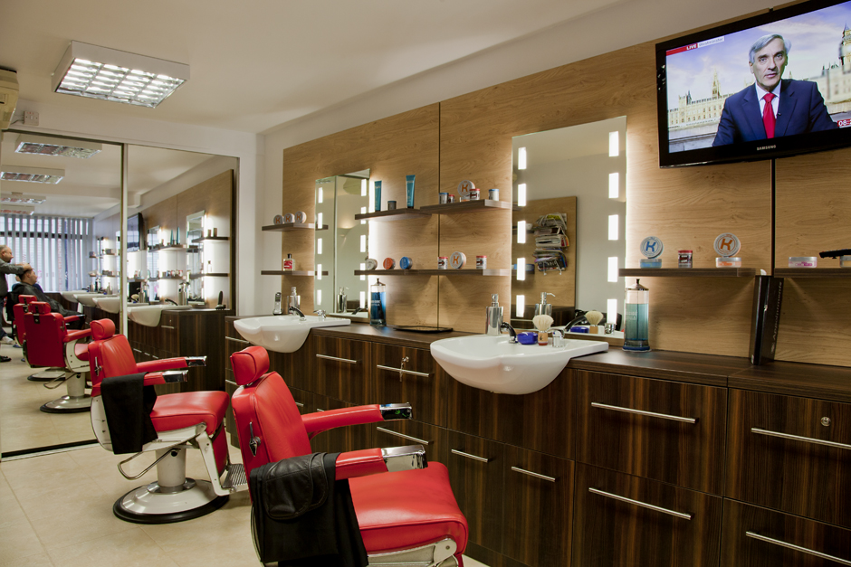 Barber Shop Units Saffron Walden [1307]