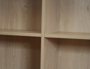 P-R-Oak MFC Shelving 1