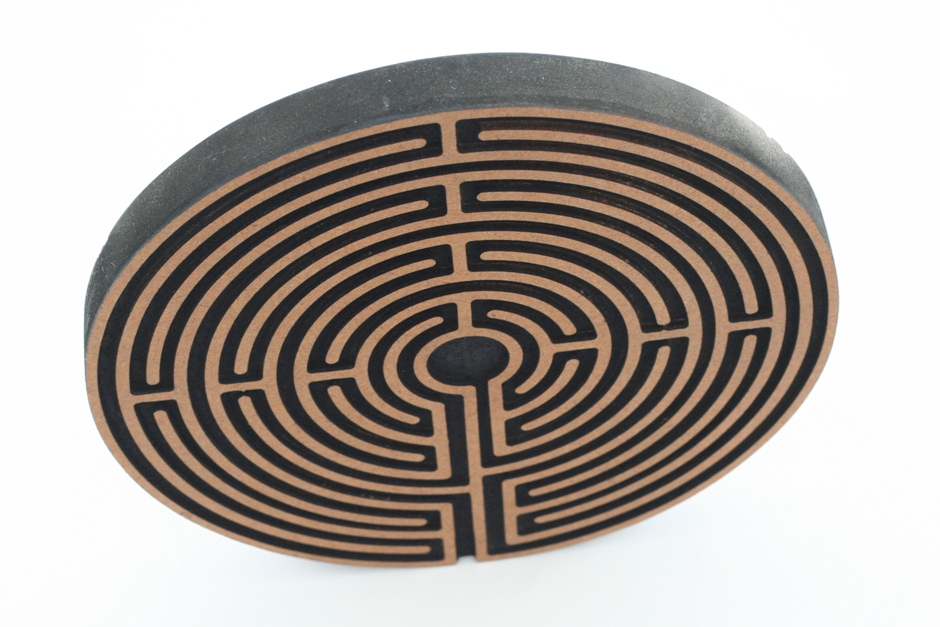 Marble Labyrinth Toy Boatman Furniture