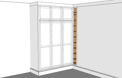 Fitted wardrobes Saffron Walden [1517]
