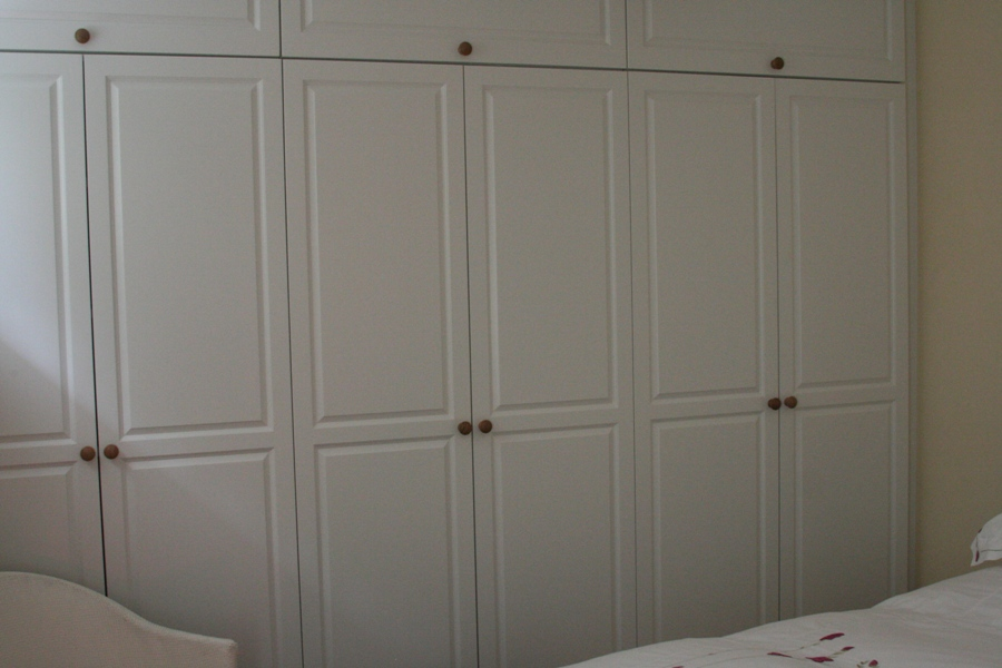 Fitted wardrobes Great Chesterford [1703]