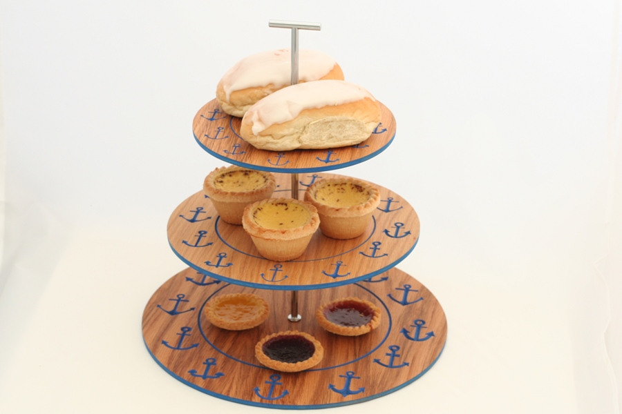 Multi-tier cake stand [1654]